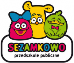logo przedszkola Sezamkowo